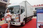 江淮 帅铃H384 154马力 5.2米单排厢式轻卡(HFC5056XXYP71K1C6V)