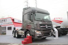 北奔 V3重卡 375马力 6X4牵引车(ND42500B33J7) 卡车图片