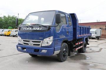 福田 时代金刚726 95马力 3.3米自卸车