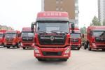东风商用车 天龙重卡 292马力 6X2 9.6米翼开启厢式载货车(DFH5250XYKAXV)图片
