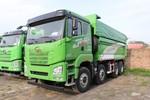 青岛解放 JH6重卡 400马力 8X4 7.6米自卸车(CA5310ZLJP27K15L4T4E5A80)图片