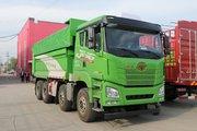 青岛解放 JH6重卡 375马力 8X4 5.6米自卸车(CA3310P27K15L1T4E5A80)
