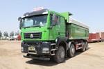 中国重汽 汕德卡SITRAK G7H重卡 标重版 440马力 8X4 6.5米自卸车(7.5T前桥)(ZZ3316N306ME1)图片