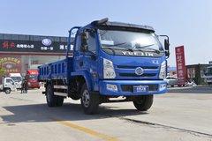跃进 开拓X500 工程型 116马力 4X2 3.8米自卸车(SH3042VFDCMW1)