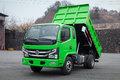 东风华神 T1 110马力 4X2 3.1米自卸车