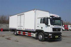 中国重汽 汕德卡SITRAK G5重卡 280马力 4X2 8.6米厢式载货车(ZZ5186XXYN711GE1) 卡车图片