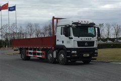 中国重汽 汕德卡SITRAK G5重卡 310马力 6X2 9.6米栏板载货车(ZZ1256N56CGF1)图片