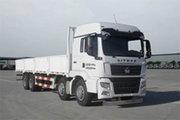 中国重汽 汕德卡SITRAK G5重卡 340马力 8X4 8.6米栏板载货车(ZZ1316N466GE1)