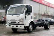 庆铃 五十铃M600 132马力 4.13米单排厢式轻卡(QL5043XXYBUHA)