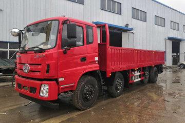三环十通 昊龙 220马力 8X2 7.6米栏板载货车(STQ1319L14Y3A5)图片