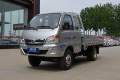 北汽黑豹 兴运G6 1.5L 116马力 汽油 3米排半栏板小卡(国六)(BJ1036P30KS) 卡车图片