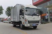 大运 新奥普力宽体 116马力 4X2 4.12米单排厢式轻卡(CGC5043XXYHDD35E)