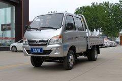 北汽黑豹 兴运G6 1.5L 116马力 汽油 2.595米双排栏板小卡(BJ1036W30KS) 卡车图片
