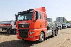 中国重汽 汕德卡SITRAK G7重卡 440马力 6X4牵引车(国六)(ZZ4256V324HF1B) 卡车图片