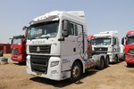 中国重汽 汕德卡SITRAK G7重卡 440马力 6X4 LNG牵引车(国六)(侧置气瓶)(ZZ4256V383HF1L)图片