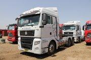 中国重汽 汕德卡SITRAK G7重卡 440马力 6X4 LNG牵引车(国六)(侧置气瓶)(ZZ4256V383HF1L)