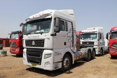 中国重汽 汕德卡SITRAK G7重卡 440马力 6X4 LNG牵引车(国六)(ZZ4256V383HF1L) 卡车图片