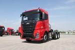 江铃重汽 威龙HV5重卡 460马力 6X4 LNG牵引车(国六)(低保险杠)(SXQ4250J4B4N6)图片