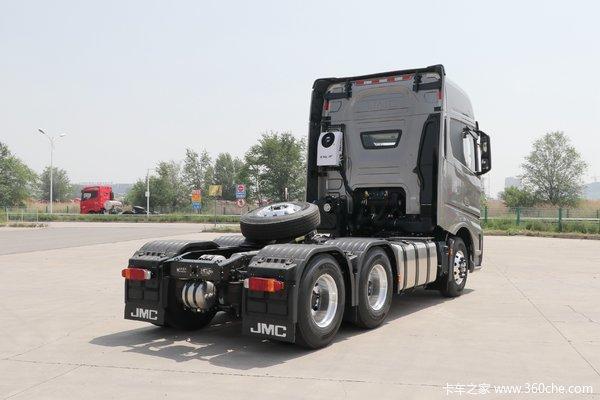 降价促销包头威龙HV5牵引车仅售37.38万