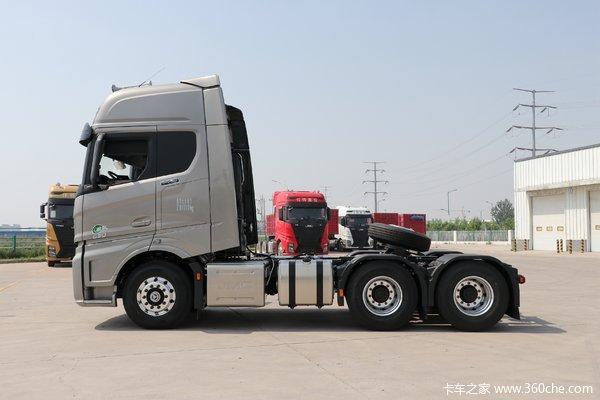 回馈客户包头威龙HV5牵引车仅售42.78万
