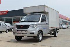 五菱 荣光新卡 1.8L 125马力 汽油 3米单排厢式式微卡(WLQ5028XXYTD6)