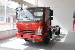 大运 奥普力 156马力 4.18米单排仓栅式轻卡(CGC5046CCYHDE33E) 卡车图片