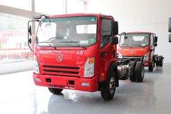 大运 奥普力 150马力 4.12米单排栏板轻卡(8挡)(CGC1046HDE33E) 卡车图片