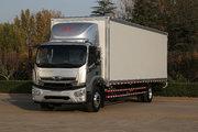 福田时代 ES7 220马力 4X2 9.65米厢式载货车(国六)(BJ5184XXYKPFN-02)