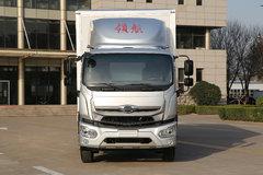 福田时代 ES7 210马力 9.8米厢式载货车(BJ5185XXY-FF) 卡车图片