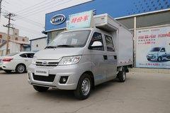 开瑞 优劲 加长版 标准型 1.5L 116马力 汽油 2.385米双排厢式微卡(国六)(SQR5024XXYH10) 卡车图片