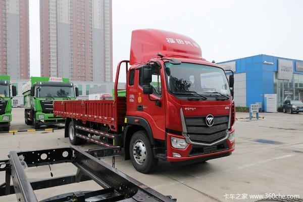 优惠0.3万 北京市欧航R系(欧马可S5)载货车火热促销中