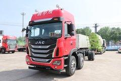 江淮 格尔发K5X重卡 260马力 6X2 9.5米仓栅式载货车(8挡)(HFC5251CCYP2K3D54S1V) 卡车图片