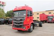 江淮 格尔发A5L中卡 220马力 4X2 6.8米栏板载货车(国六)(HFC1181P3K2A50DS)