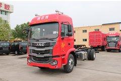 江淮 格尔发A5L中卡 220马力 4X2 6.77米厢式载货车(HFC5121XXYP3K1A50S3V) 卡车图片