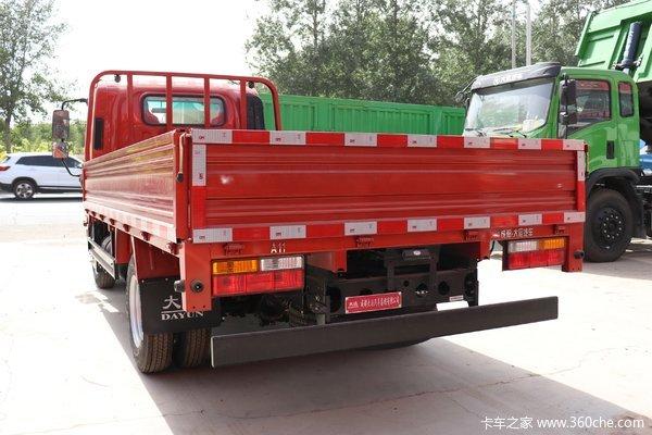 降价促销新奥普力载货车仅售10.12万