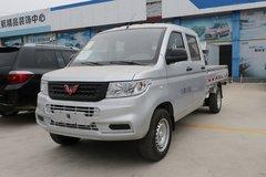 五菱 荣光新卡 基本型 1.5L 107马力 汽油 2.45米双排栏板微卡(LZW1028SP6) 卡车图片