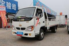唐骏欧铃 小宝马 1.5L 112马力 汽油 3.48米单排栏板微卡(国六)(ZB1030BDD0L) 卡车图片