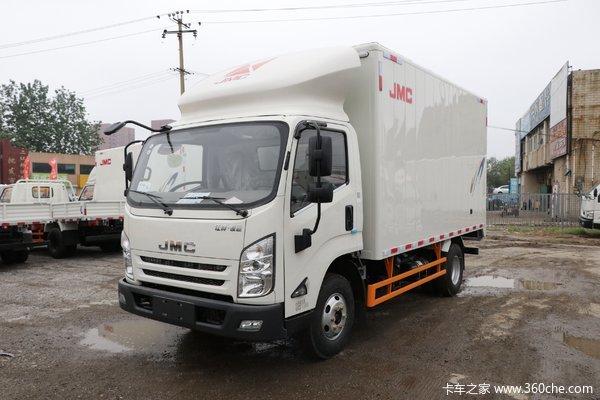 降价促销凯运强劲版载货车仅售8.95万