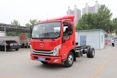 跃进 超运C300-33 120马力 4.17米单排厢式轻卡(SH5042XXYZFDCMZ4) 卡车图片