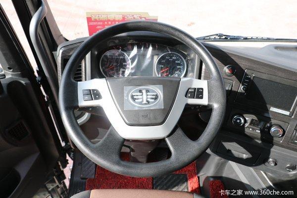 降价促销解放JH6550牵引车仅售36.50万