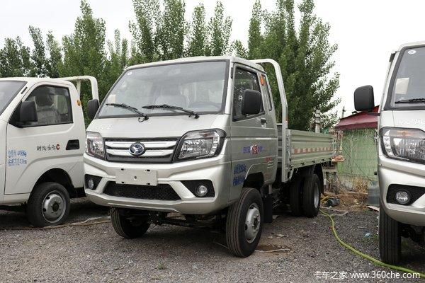 时风 风菱 2019款 D版 112马力 4X2 3.05米自卸车(国六)