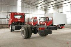 陕汽商用车 轩德X6中卡 轻量化版 160马力 4X2 6.75米仓栅式载货车(SX5181CCYGP51) 卡车图片
