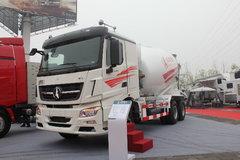 北奔 V3系列 350马力 6X4 4方混凝土搅拌车(长轴)(ND5250GJBZ24)