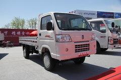 金杯之星 1.3L 70马力 4X2 汽油 3米单排栏板微卡(SY1024DK2AL) 卡车图片