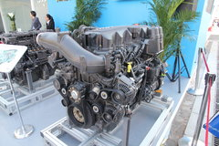 佩卡MX340 发动机