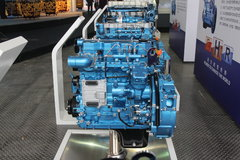 上柴SC4HT170Q5 国五 天然气发动机