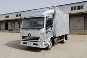 陕汽轻卡 德龙K3000 舒适型 130马力 4.18米单排厢式轻卡(YTQ5040XXYKH331)