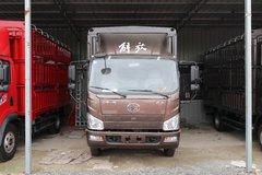 解放 J6F 轻量化版 160马力 4.16米单排仓栅式轻卡(295H后桥)(CA5040CCYP40K46L2E5A84) 卡车图片