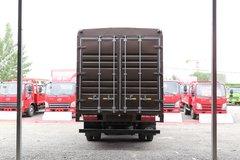 解放 J6F 轻量化版 165马力 4.16米单排仓栅式轻卡(295H后桥)(CA5040CCYP40K46L2E5A84) 卡车图片