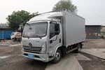 陕汽轻卡 德龙K3000 标配版 160马力 4.18米单排厢式轻卡(速比4.33)(YTQ5040XXYKK331)图片
